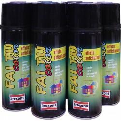 Spray antichizzante ml 400 antracite     arex