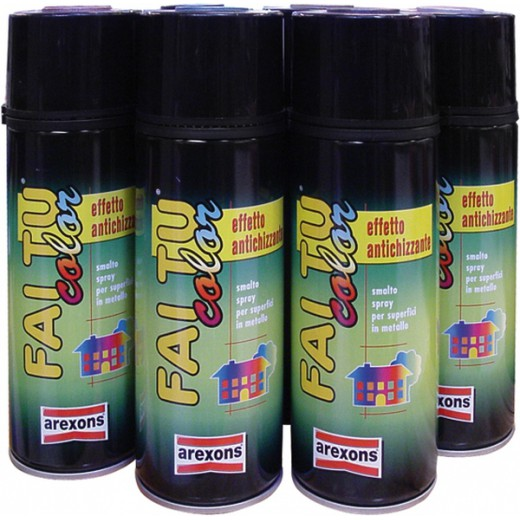 Spray antichizzante ml 400 bronzo arex