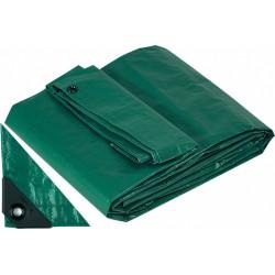 Telone occhiellato verde 6x 8 mt Papillon
