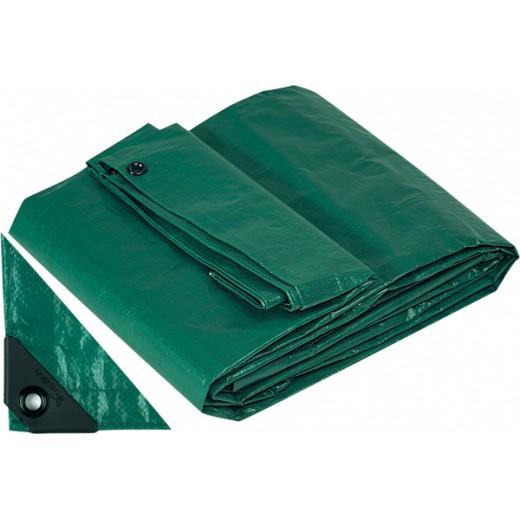 Telone occhiellato verde 6x10 mt Papillon